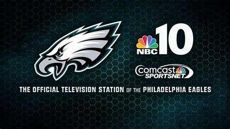 Eagles News Philadelphia Eagles Fly Onto Nbc10 In New Broadcast
