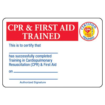 lifeguard certification card template blank cpr card certification photo wallet cards cpr