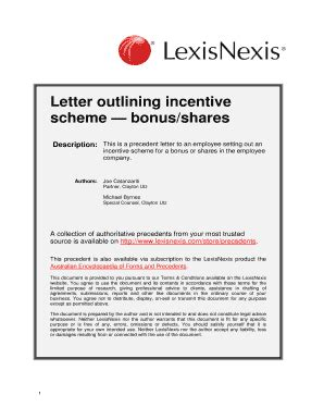 email format lexisnexis fillable online lexisnexis com letter outlining incentive