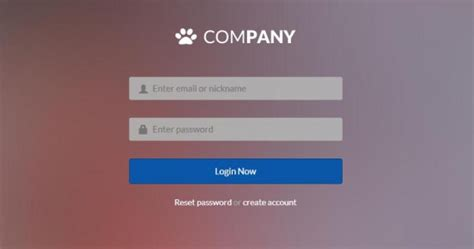 free bootstrap login page template browsers that support javascript phpsourcecode net