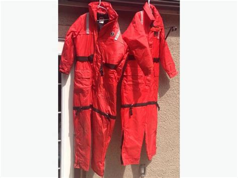 mustang immersion suit mustang survival suit images