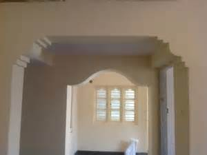 Home Interior Design Kerala Style Archs In House