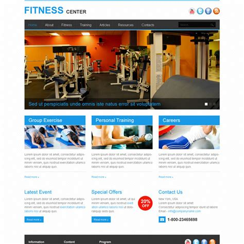 Creative Best Website Template Psd For Sale To Create Your Website Page 11 Clinic Website Design Template