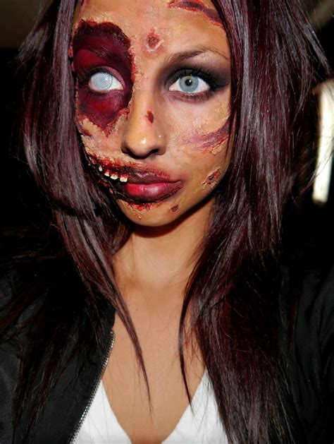 tutorial zombie costume 89 best makeup facepainting by melissa bernard images on