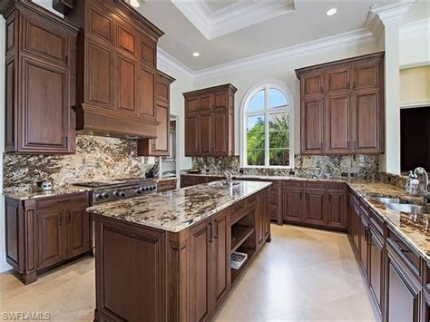 custom cabinets naples fl 2178 best kitchen backsplash countertops images on kitchens kitchen and home