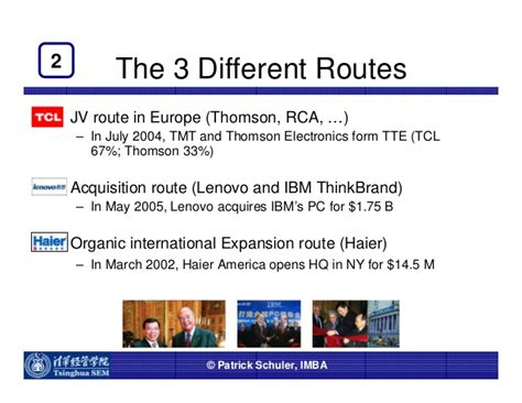 Global Mba Rankings 2007 by Global Expansion Strategy Of Consumer Electronic Firms