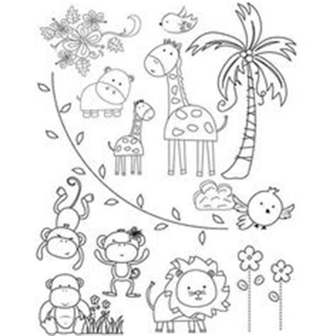 easy and fun animal color by number coloring page for