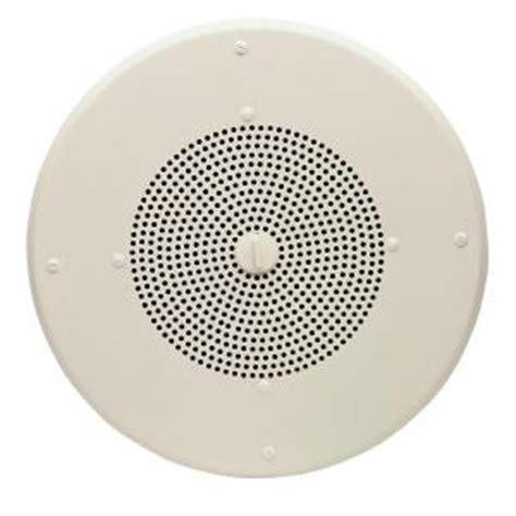 valcom 25 70 volt 8 in clarity ceiling speaker vc s 500vc