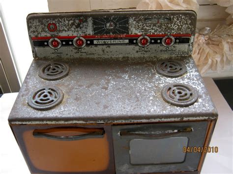 1000  images about Antique toy stoves on Pinterest