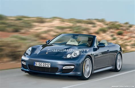 convertible porsche panamera persistent rumor porsche panamera convertible in the works