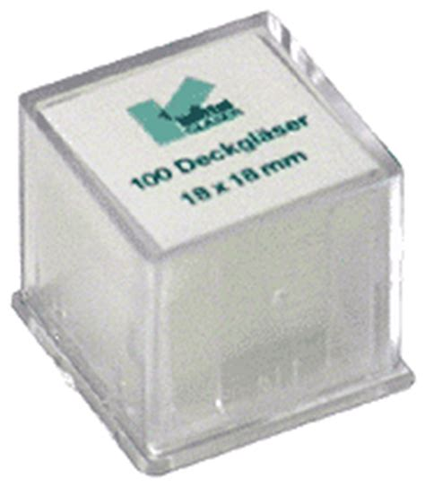 76 blank microscope slides and 100 square cover glass