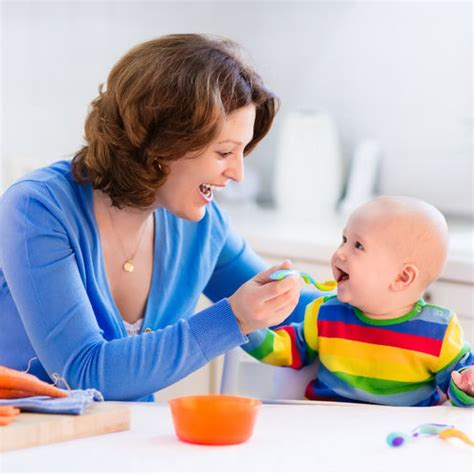 wann baby zufüttern baby beikost wann ist der richtige zeitpunkt