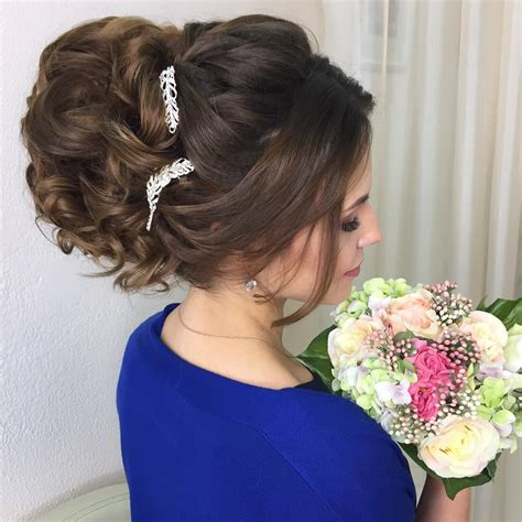 Schöne Frisuren Hochzeit by Frisuren Und Haare 10 Verschwenderische Hochzeit Frisuren