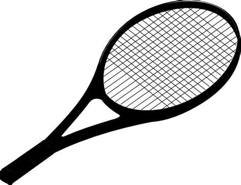 Tennis Raquet Clipart tennis racket clip at clker vector clip
