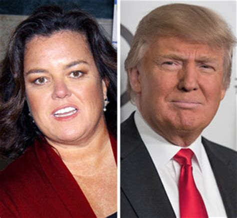 Donald Writes Rosie Odonnell A Letter by Rosie O Donnell No Ill Will In Suggesting 10 Year