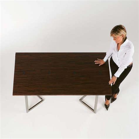 table console modulable en bois et m 233 tal giravolta 130
