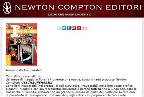 casa editrice newton gli insuperabili i romanzi low cost di newton compton