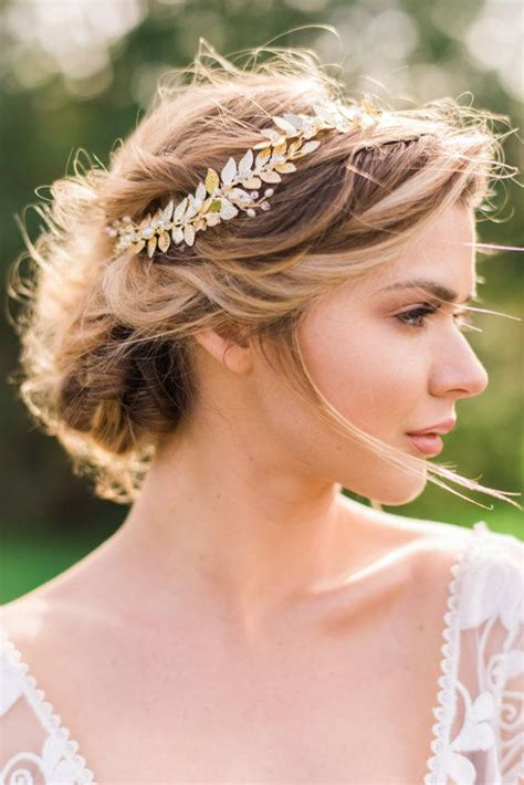 hairstyles with haedband accessories video best 25 gold leaf headband ideas on pinterest gold hair