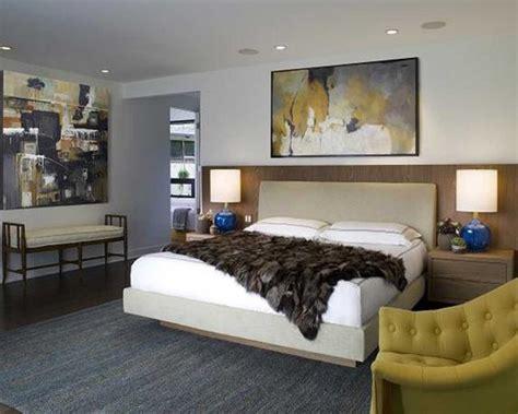 tableau d馗oration chambre d 233 co chambre adulte embellir espace 30 idees magnifiques
