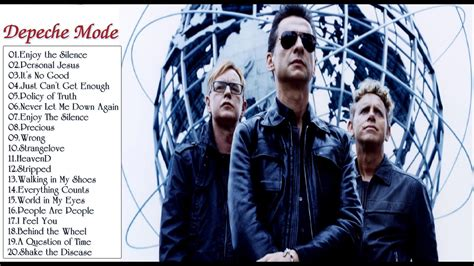 best depeche mode songs depeche mode greatest hits depeche mode best songs 2017