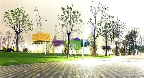 inspiration pavilions in bailianjing park design by