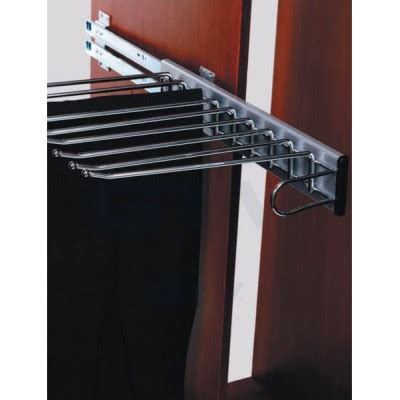 Pull Clothes Rack by Wardrobe Fittings