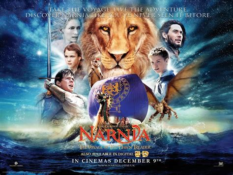 film narnia voyage of the dawn treader my life as a geek chronicles of narnia voyage of the