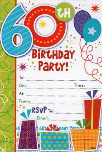 60th birthday invites free template free printable 60th birthday invitations bagvania free