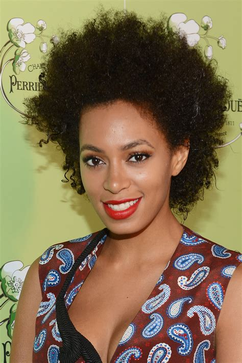solange knowles natural oprah goes natural for o see who else s natural hair we