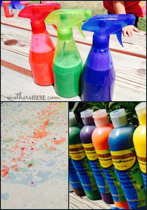 Diy Washable Spray Paint For Giveaway