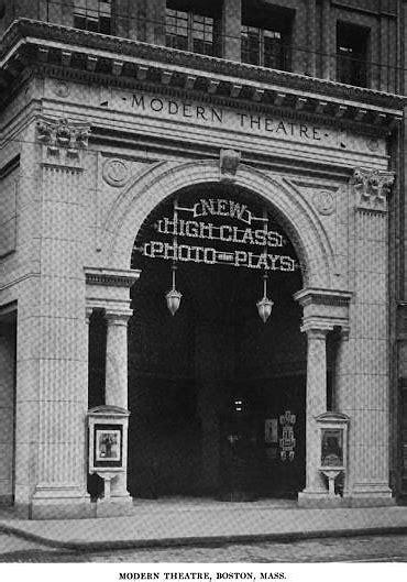 Modern Theatre (Boston) - Wikipedia
