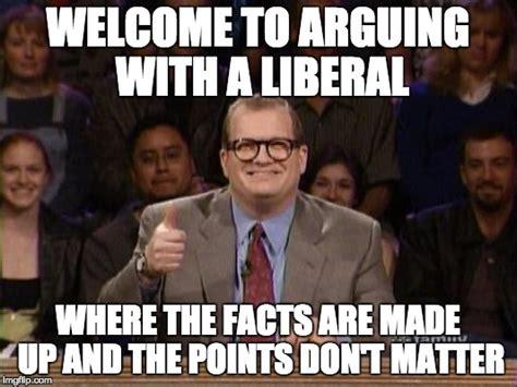 Liberal Logic Meme - liberal logic imgflip