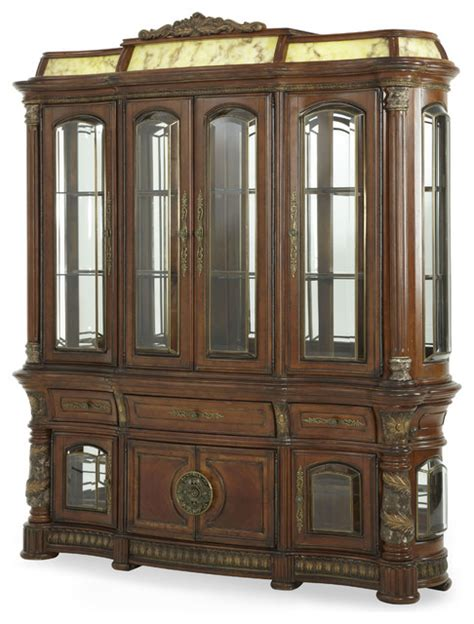 China Storage Cabinets by Villa Valencia China Cabinet Traditional Storage