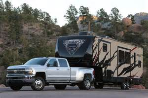 Silverado Chevrolet 2015 Best Trucks For Towing Work Motor Trend