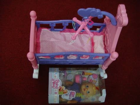 baby alive bed toys4toddlers new baby alive new musical doll sway bed