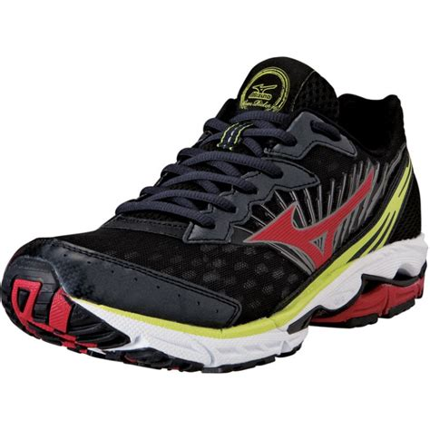 mizuno shoes wave rider 16 wiggle mizuno wave rider 16 shoes aw13 cushion