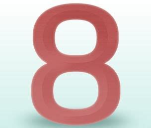 learn the numerology meaning of the number 8 numerology