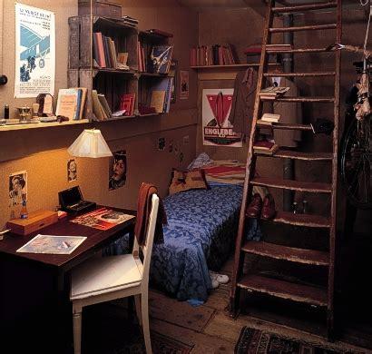 Frank S Closet Frank S Attic Bedroom In Amsterdam Attic Bedroom Frank