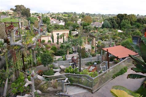 Botanical Garden Encinitas by San Diego Botanic Garden