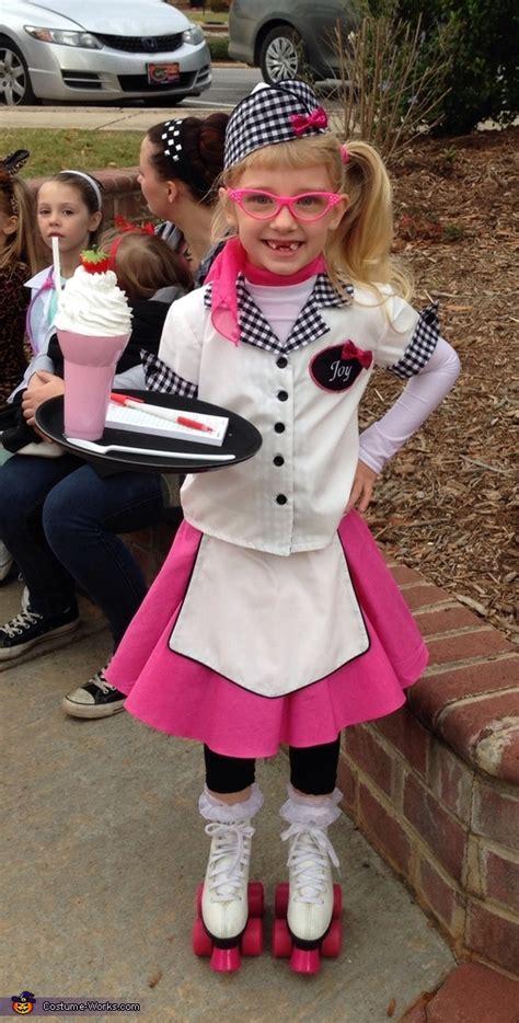 cutie car hop costume  diy costumes photo