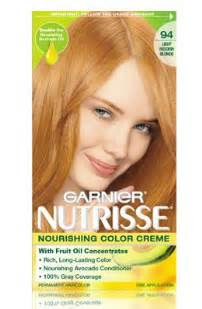 in color review garnier nutrisse permanent creme hair color reviews