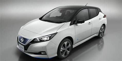 nissan electric 2019 the 2019 nissan leaf e adds a whole lot of range and