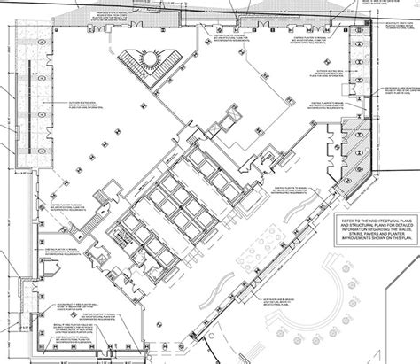 bank of america floor plan insider the bank of america plaza building renovations