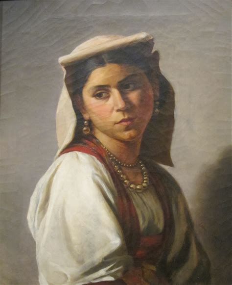 moroccan art history file head of a moroccan girl by laura c birge dayton