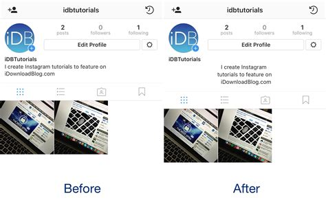 tutorial register instagram how to center align your profile bio in instagram
