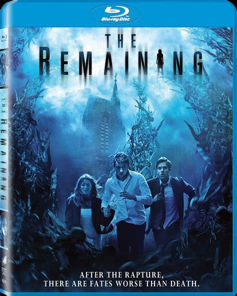 The Remaining the remaining arrives on dvd jan 27