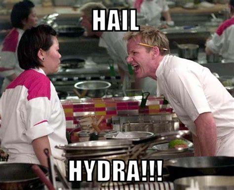 Hail Meme - hail hydra and memes on pinterest