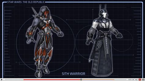 swtor sith inquisitor armor star wars sith armor poster