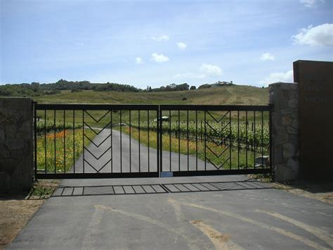 all gates access systems driveway gates