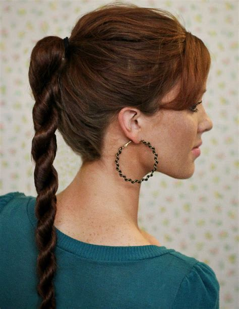 hairstyles for college life top 9 ponytail hairstyles for school styles at life